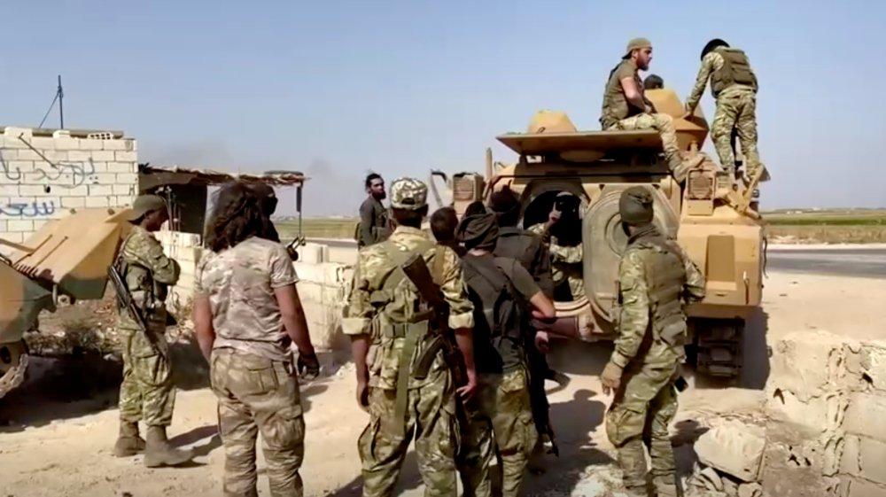 Damascus, Kurdish-led SDF held talks at Russian airbase