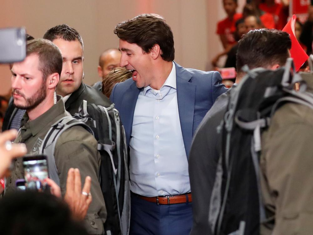 John Ivison: Trudeau's security scare a dark turn for an election filled with online threats