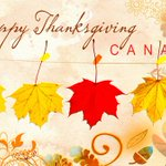 Image for the Tweet beginning: It's #Thanksgivingweekend in Canada, a