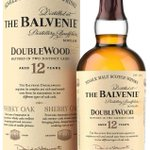 Image for the Tweet beginning: The Balvenie Double Wood 12