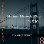 Image for the Tweet beginning: Save the date, #sanfrancisco! We