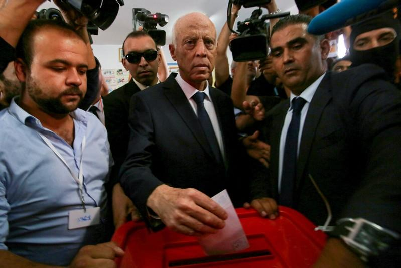 Exit poll shows Saied winning Tunisian election: Mosaique FM