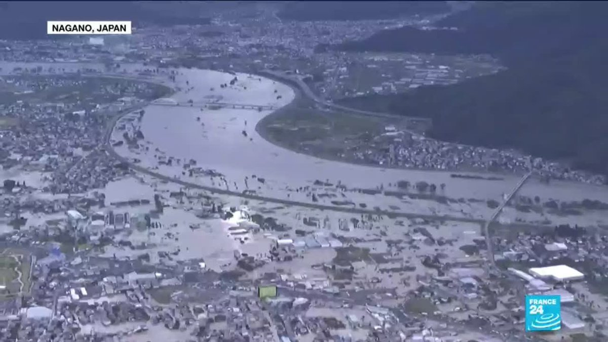 ?? Japan launches major rescue operations after powerful typhoon floods