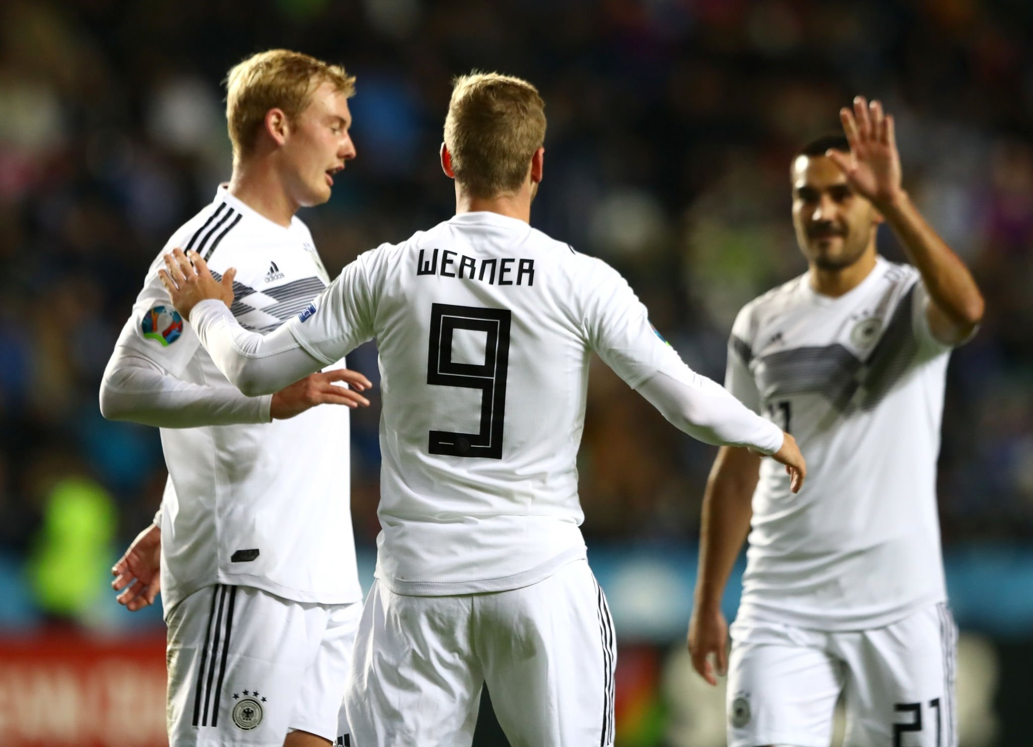 Эстония - Германия 0:3. Отделались легким испугом - изображение 1