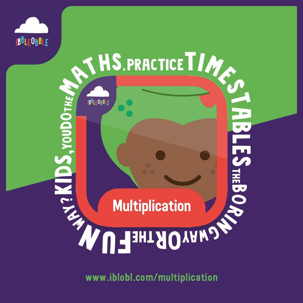 #Educational  #maths  #games  for #children !    https://buff.ly/2NE0NsF    #Multiplication  #Timestables  #kids  #mathschat  #Math  #PrimaryRocks  #teacherchat  #mathchat  #app  #apps  #school  #primaryschool  #primary  #SundayThoughts  #SundayMorning  #SundayFunday  #SundayFeeling