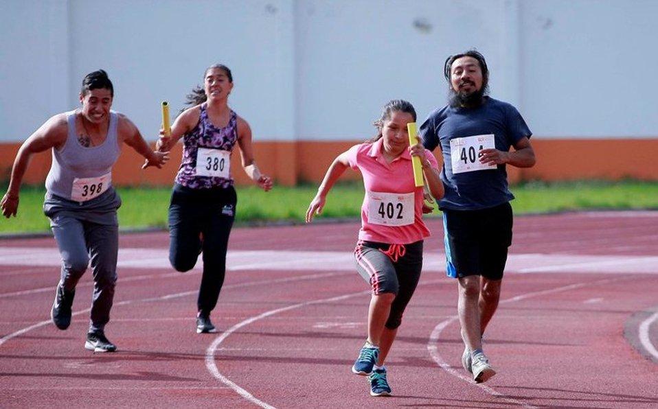 Olimpiada Comunitaria, la vía para reformar atletas de alto rendimiento https://mile.io/2OIMGBd