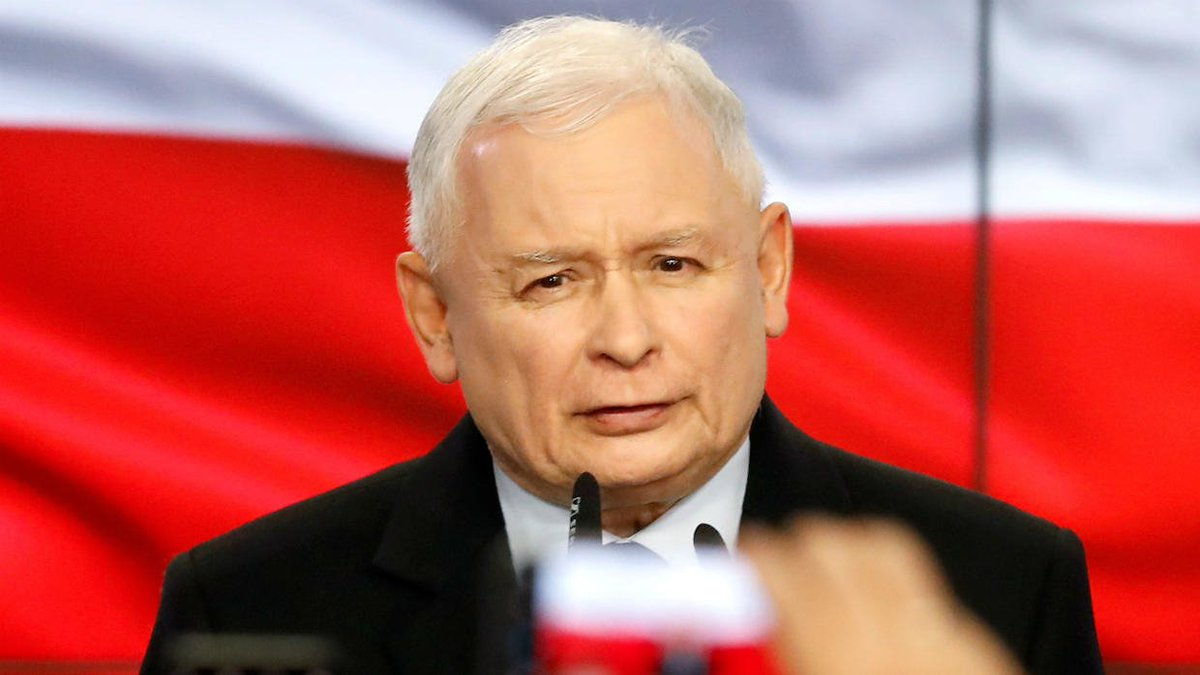 Poland's ruling right-wing populists win general election, exit polls say