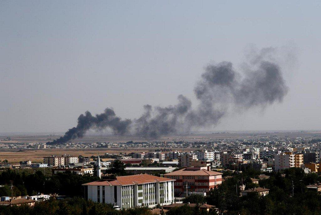 Fourteen killed after Turkish strike in Ras al Ain
