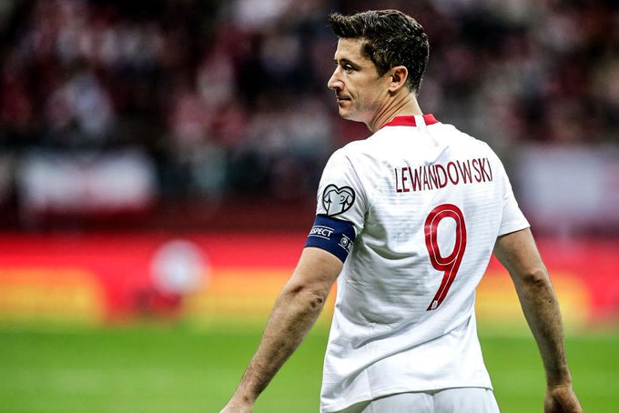 Polonia 2 Macedonia del Norte 0 - Eliminatorias Eurocopa 2020 - Vídeo EGySuszX4AA7RJj?format=jpg&name=small