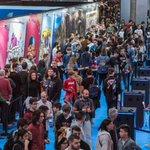 Image for the Tweet beginning: Madrid Games Week visita Ifema
