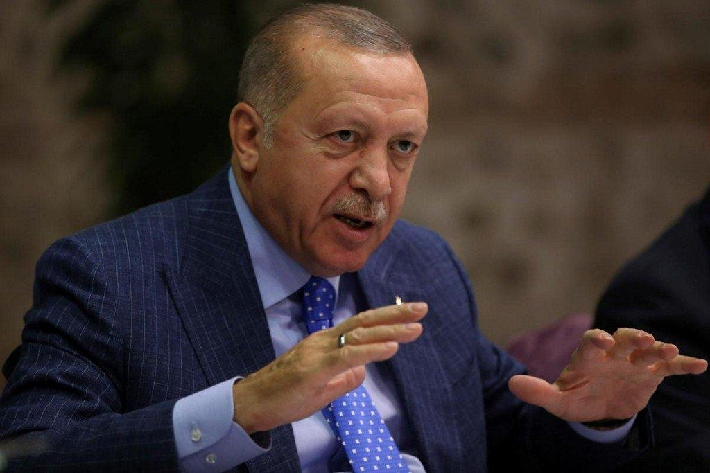 Erdogan says reports of escaped Islamic State prisoners 'disinformation': Anadolu