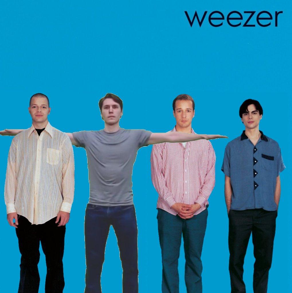 Okay Bitch It's Weezer And It's Weezy