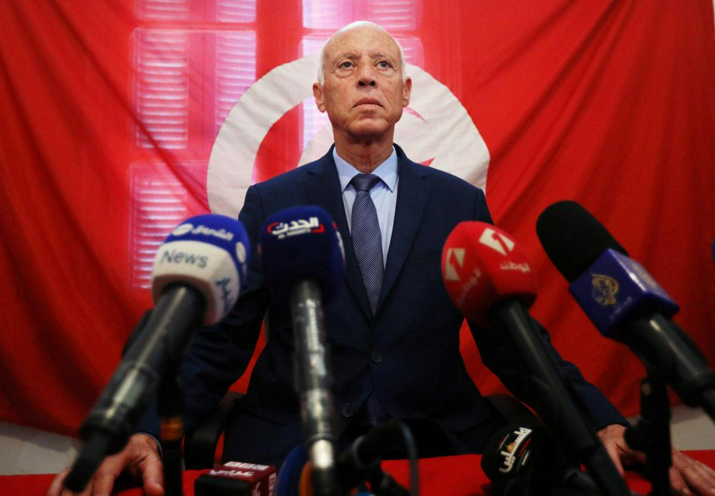 The former professor out to remake Tunisian politics