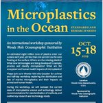 Image for the Tweet beginning: Register for the Microplastics in