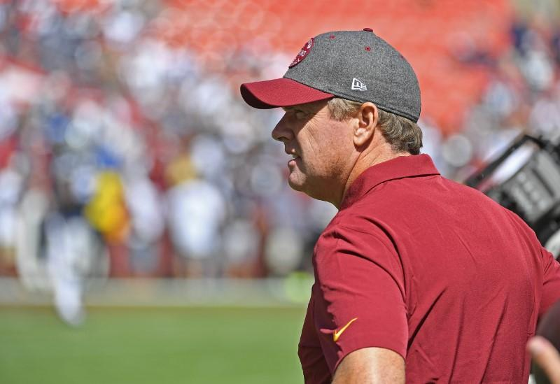 Redskins will take time choosing Gruden's successor