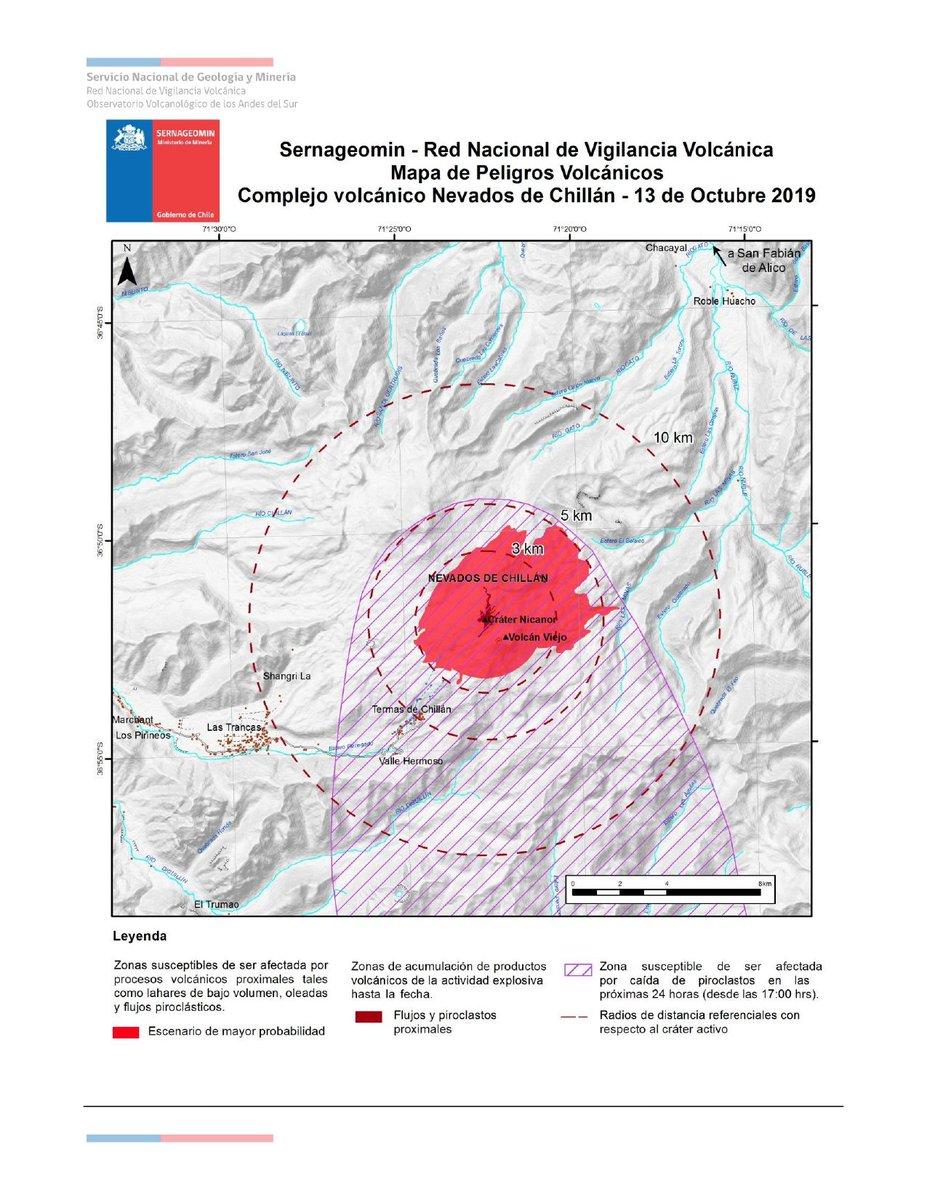 RT @onemichile El Volcán #NevadosDeChillán es monitoreado las 24 horas por @Sernageomin. Si vas a la zona, ten en cuenta nuestras recomendaciones e infórmate de los planes comunales de evacuación https://t.co/MMWS3imXKf