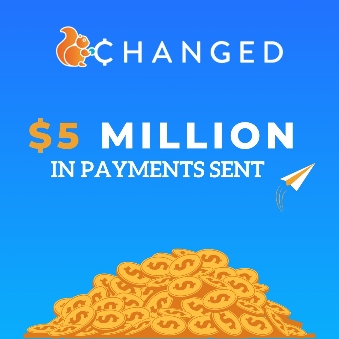 #SquirrelSquad hits another milestone! $5 MILLION in payments translates to decades shaved off student debt across the nation. Shout out to our awesome team and support from @mcuban! :Download the app here:Android - http://ow.ly/o3vn30nfKnL iPhone - http://ow.ly/JO9J30nfKkk