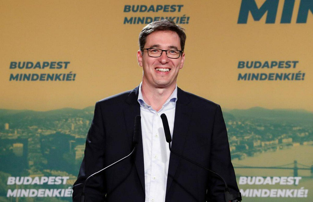 Hungary opposition looks set to win Budapest mayoral race reut.rs/2IJLXfa
