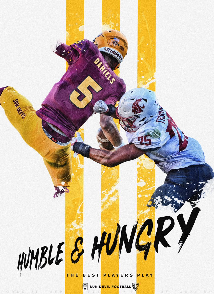 😤Humble & Hungry😤 #ForksUp #2020vision #21savages