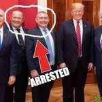 Image for the Tweet beginning: CORRUPTED SLEAZY Trump,  You are a