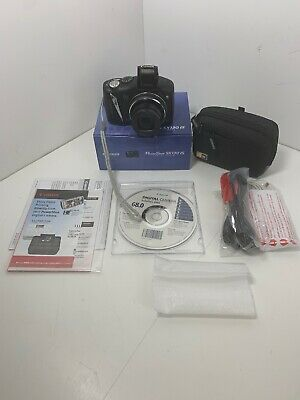 Open Box - Canon PowerShot SX130 HS 12.1 MP Camera - BLACK - 013803127386 http://dlvr.it/RG7X38  #canon #photography #camera