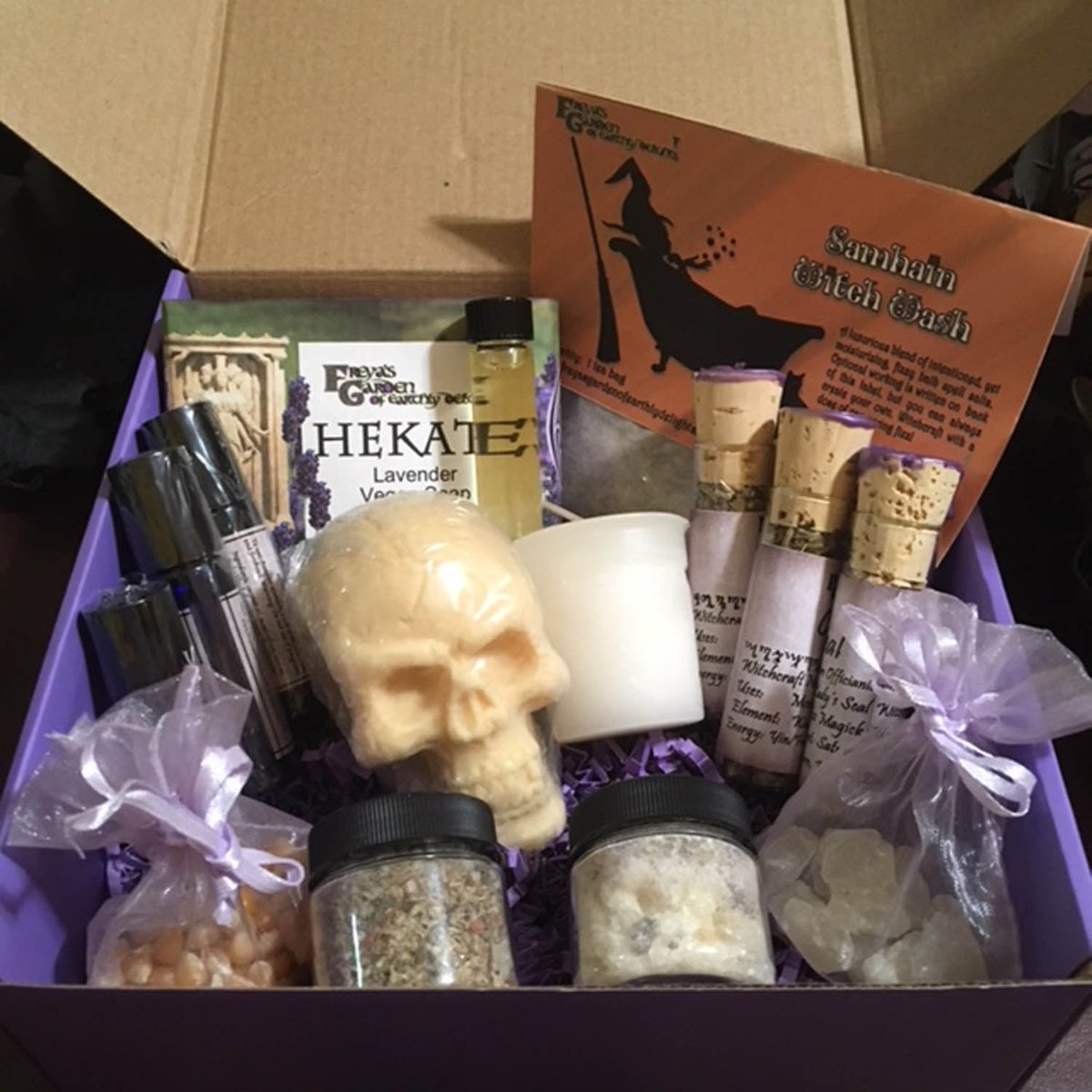 Shop my Samhain Sale!  20% when you spend $35, PLUS FREE SHIPPING on all orders! https://etsy.me/31dDZRK  #etsy #freyasearthlydelight #etsyfinds #etsygifts #etsysale #etsycoupon #shopsmall #Samhain #Pagan #WtichcraftSupply #WitchesSabbatKits