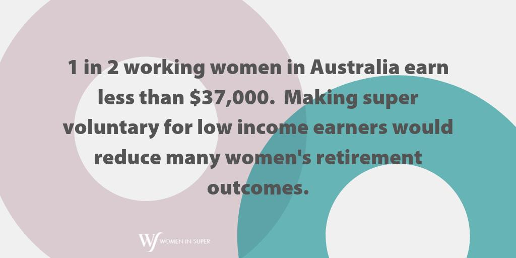 Along with more than 100 other signatories, we're calling on @JoshFrydenberg to change the terms of reference for the Review of the Retirement Incomes System and include a focus on women. You can read out open letter here https://t.co/alpMUUpqhC .  It's time to #makesuperfair https://t.co/pKjaAyPzgP