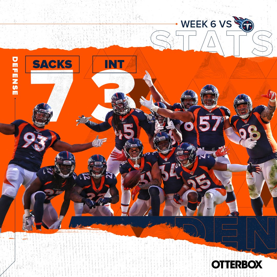 Replying to @Broncos: Our defense shut it down! 🔒