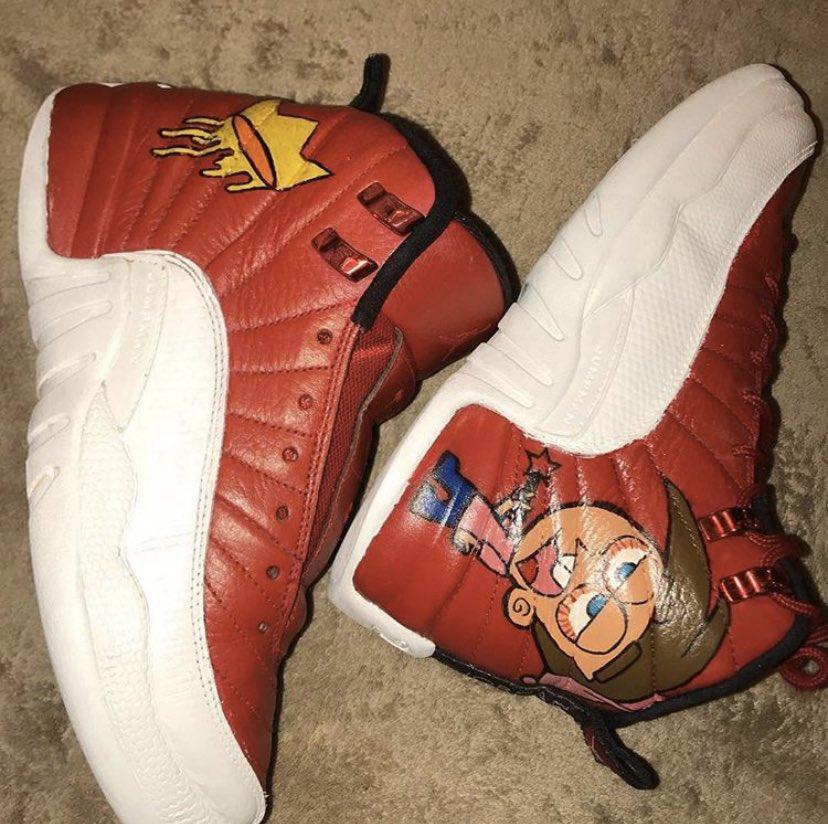 customjordans #jordans #sneakers