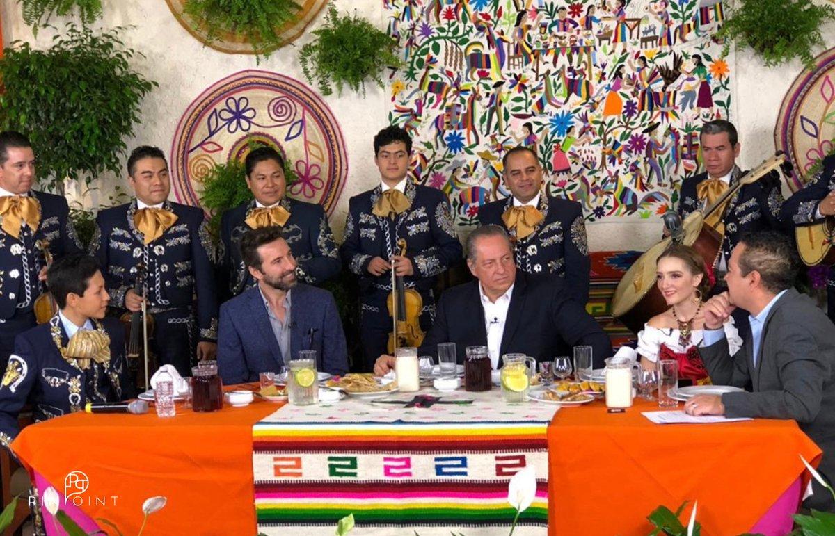 #PinPointYa estamos listos para ver a las 22:00 h la entrevista a @danducoing en @ArroyoTradicion por #Teleformula.No te pierdas los detalles que da el actor sobre el papel que interpreta en #Monarca, la exitosa serie por @NetflixLAT.#PinPoint #Espectáculos