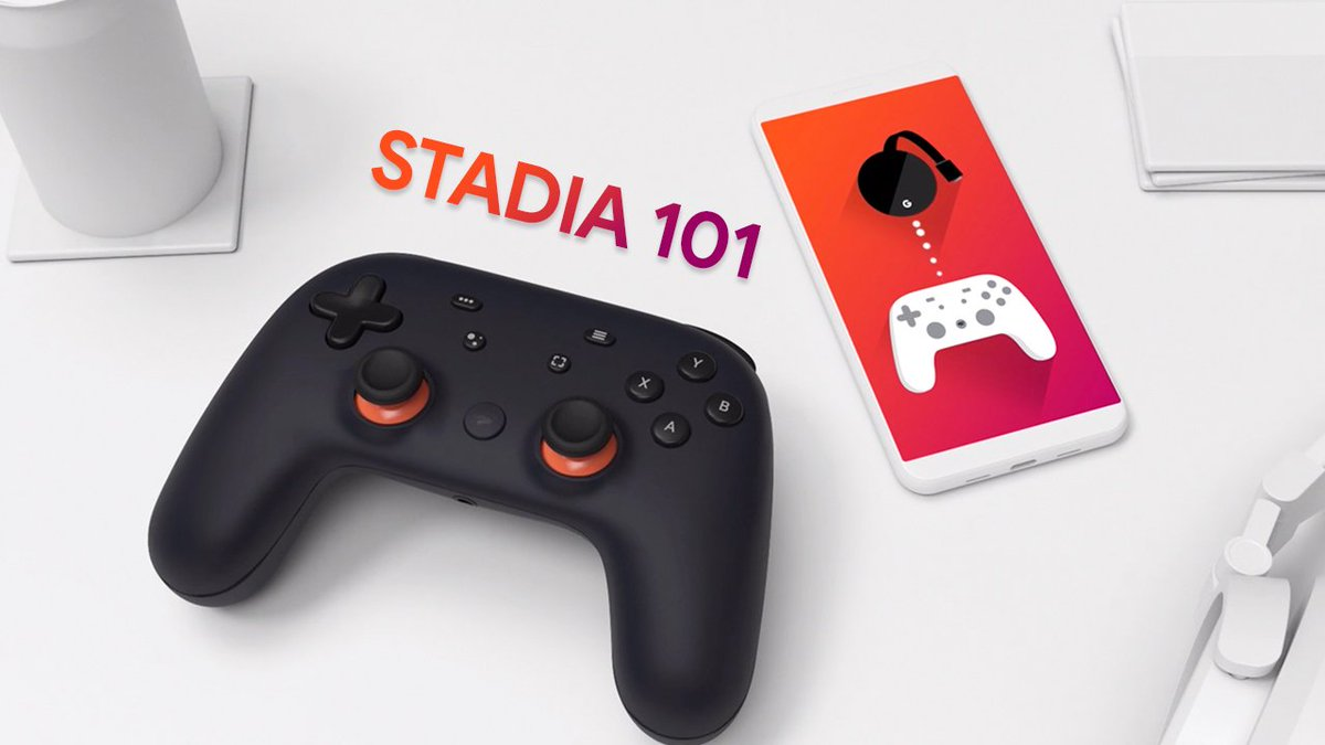 ICYMI: Stadia will start arriving November 19! → https://goo.gle/2MjNf2GWe're just one month away from launch so get yourself ready with everything you need to know about Stadia in this handy guide.