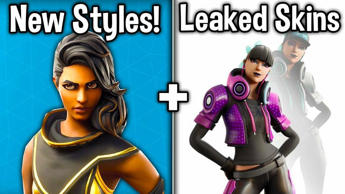 ALL FORTNITE v10.10 SKINS LEAKED! New Styles! New Skins + MORE! (Fortnite Battle Royale)  Link: http://tinyurl.com/y4lz2d92 #Cosmos #CosmosFTW #fortniteleakedcosmetics #fortniteleakedemotes #fortniteleakedskins #FortniteLeaks #fortnitenewleaked #fortnitenewleakedskinspic.twitter.com/Gx3pcesyDv