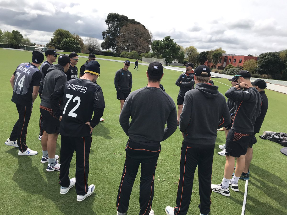 Our T20 camp is underway at Lincoln with 24 players involved. Two inter squad games will be played over the coming days. England arrive next week! #NZvENG #cricketnation