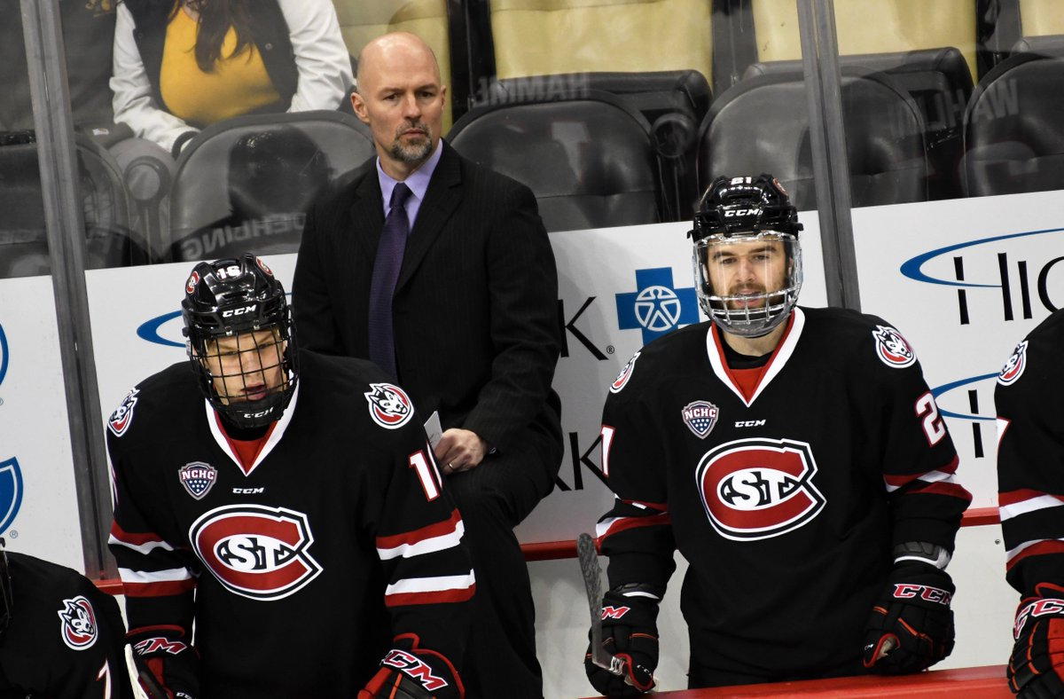Tune in right now (Oct. 13) to @Fox9Sports Now -- featuring @SCSUHUSKIES_MH head coach Brett Larson with Jim Rich.