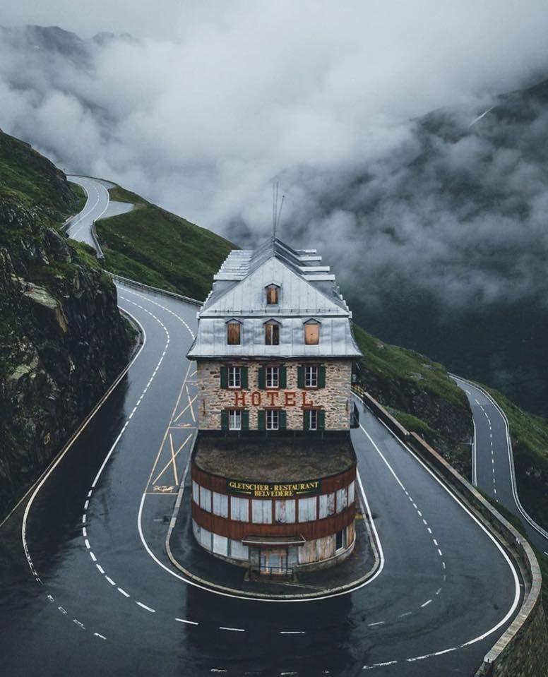 #Abandoned #Hotel
