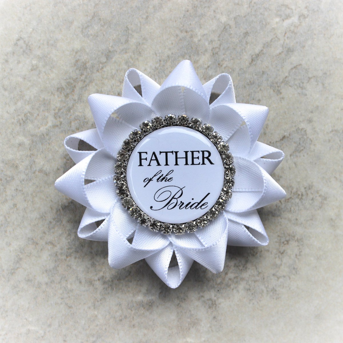 Father of the Bride Pin, Couples Bridal Shower, Father of the Bride Boutonniere, Grandfather of the Bride, Father of the Groom Gift, Uncle http://tuppu.net/89eb2388  #etsy #handmade #etsyhandmade #shopetsy #shopsmall #cute