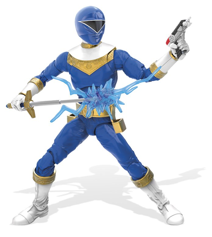 The #PowerRangers Zeo Blue Ranger figure kicks off Hasbros Wave 4 Lightning Collection lineup: comicbook.com/powerrangers/2…