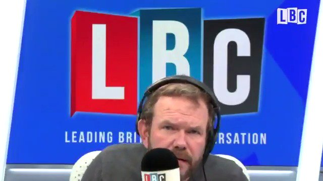 "Mark Francois once said: ""If we don't leave on 31st October, this country will explode."" And as luck would have it, as James O'Brien was talking about it, Mark rang in...  @mrjamesob 