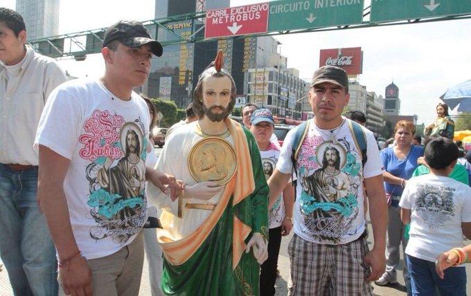 San Judas Tadeo, México