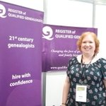 Image for the Tweet beginning: RootsTech London, 2019
