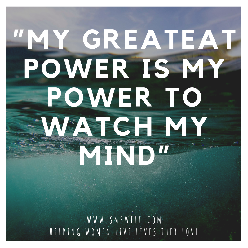 """My Greatest Power Is My Power to Watch My Mind""  http:// ow.ly/BcDe50uzc7A      #mindfulMonday #mindsetexpert #Mindfulness #lifecoachformoms #courseofmiracles #mariannewilliamson<br>http://pic.twitter.com/OzBtX2xNib"