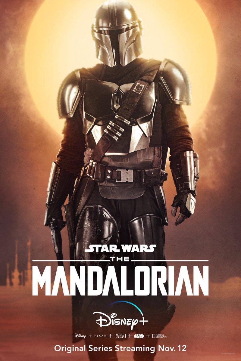 The Mandalorian - Mandalorian Poster