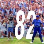 Image for the Tweet beginning: Congratulations on 82 @TigerWoods! Wonders