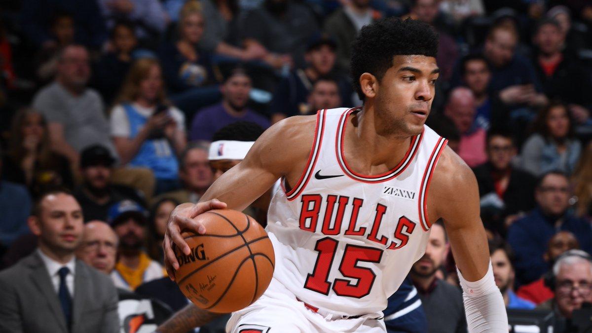Chicago Bulls assign Chandler Hutchison to G League