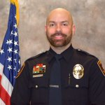 Image for the Tweet beginning: Congratulations to @LubbockPolice Officer Thomas