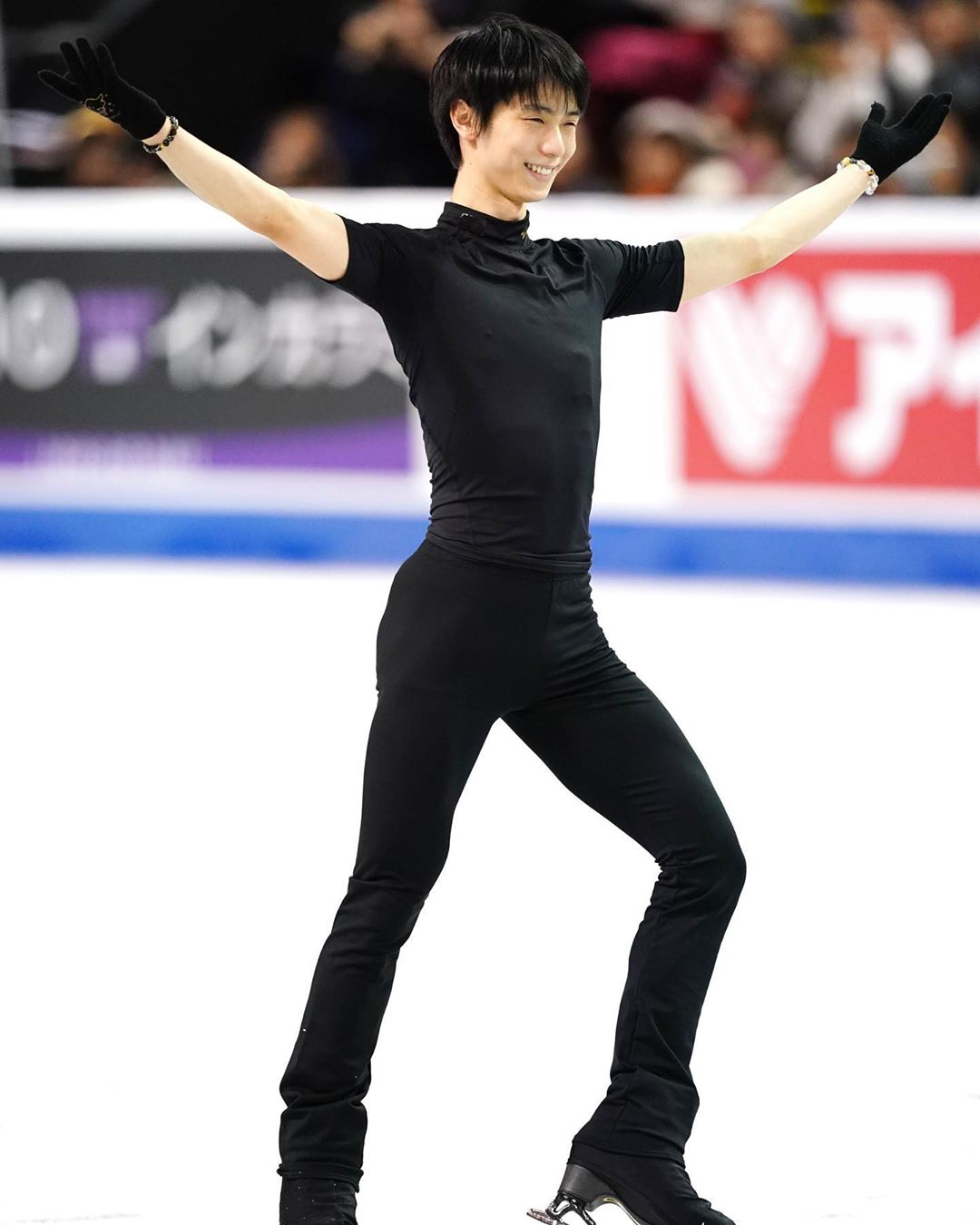 yuzuru hanyu sci2019 practice 4 e fs