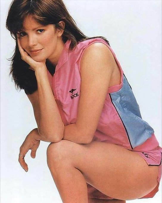 Happy Birthday goes our today to Jaclyn Smith. Born today in 1945.