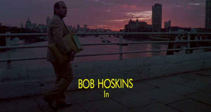 Happy birthday, Bob Hoskins You can watch MONA LISA (1986) now on the