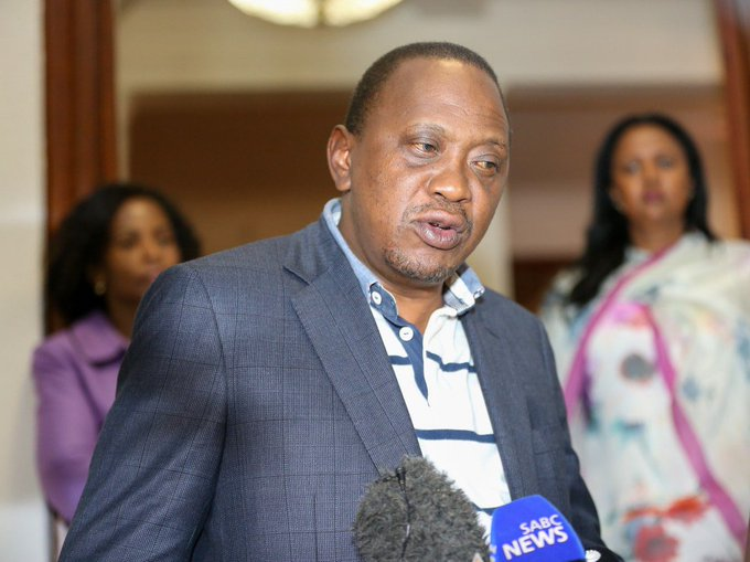 Celebrities Wish President Uhuru Kenyatta a Happy Birthday as He Turns 58 Daily Active