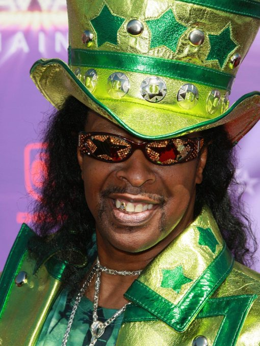 Please join us in celebrating the one and only Bootsy Collins Birthday today. Happy 68th Bootsy ! =)